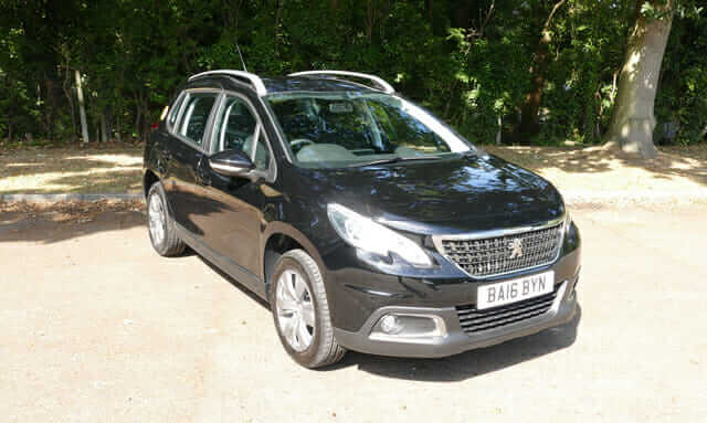 Peugeot 2008 - image to follow