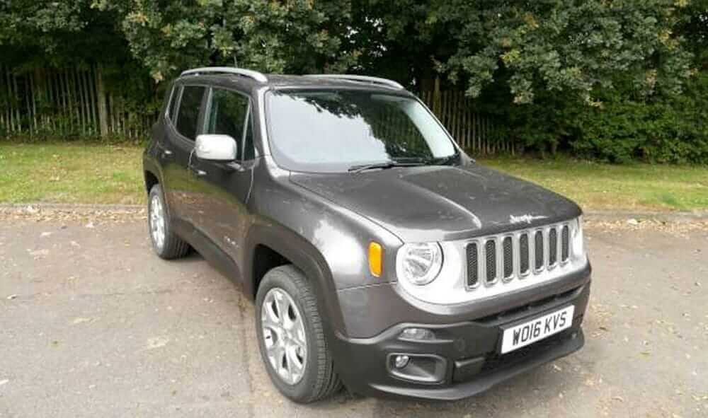 Jeep Renegade *
