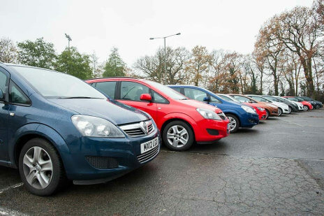 Cheap Car Hire - South East London - Car Hire in Sidcup, Kent, DA14 - Lanes Car Hire